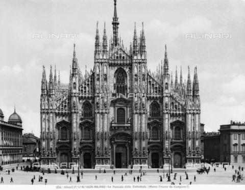 ACA-F-014178-0000 - Cathedral, Milan