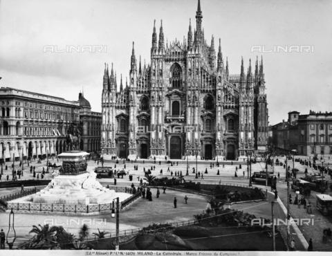 ACA-F-014179-0000 - Cathedral, Milan