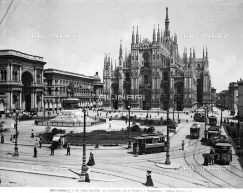 ACA-F-014180-0000 - Cathedral, Milan