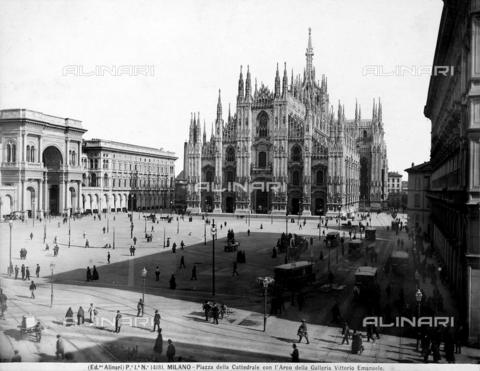 ACA-F-014181-0000 - Cathedral, Milan