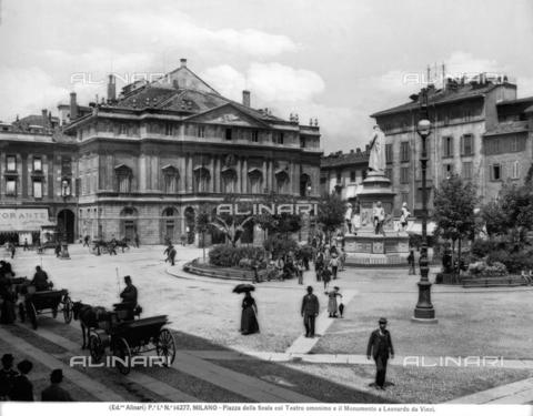 ACA-F-014277-0000 - La Scala Opera House, Milan