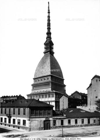 ACA-F-014763-0000 - Mole Antonelliana, Alessandro Antonelli, Turin.