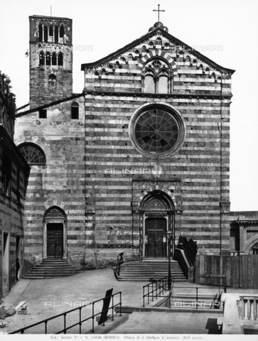 ACA-F-014938-0000 - Church of St. Stephen, Genova