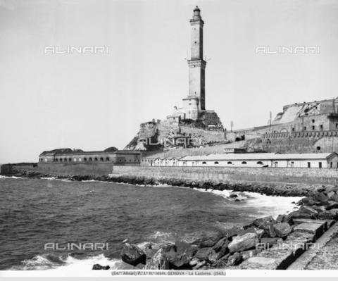ACA-F-014941-0000 - La Torre della Lanterna, Genova