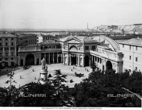ACA-F-015042-0000 - Principe railway station, Genova