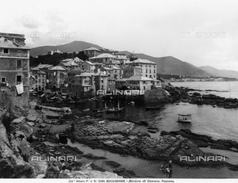 ACA-F-015189-0000 - Suburb of Boccadasse