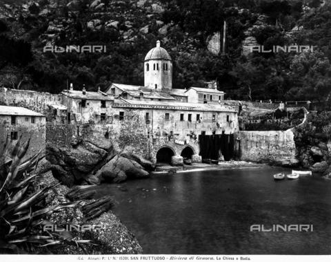 ACA-F-015201-0000 - Abbey, St. Fruttuoso, Genoa.