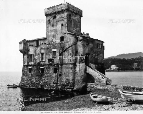 ACA-F-015224-0000 - Castle, Rapallo