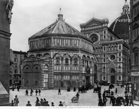 ACA-F-017141-0000 - Baptistry of San Giovanni, Florence