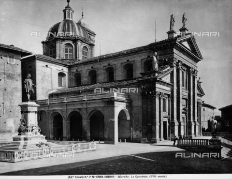 ACA-F-017503-0000 - Cathedral, Urbino.