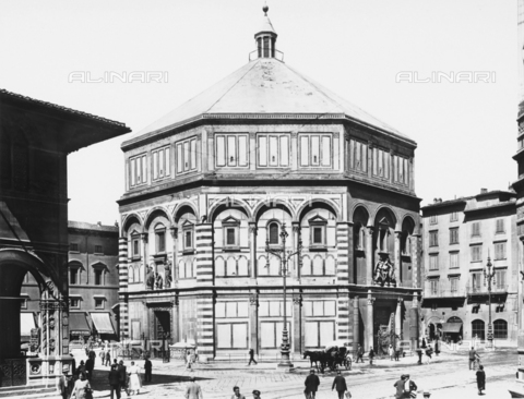 ACA-F-01807A-0000 - Baptistry of San Giovanni, Florence