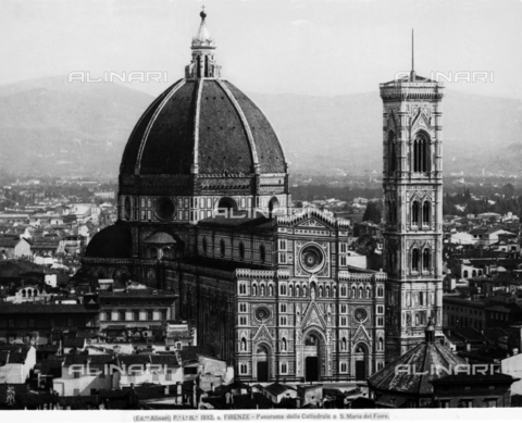 ACA-F-01932A-0000 - Cathedral of Santa Maria del Fiore, Florence