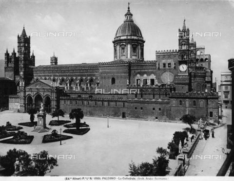 ACA-F-019501-0000 - Cathedral, Palermo