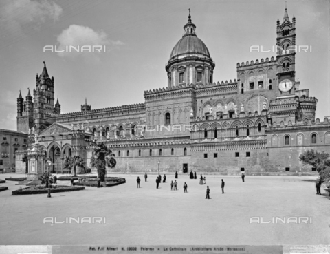 ACA-F-019502-0000 - Cathedral, Palermo
