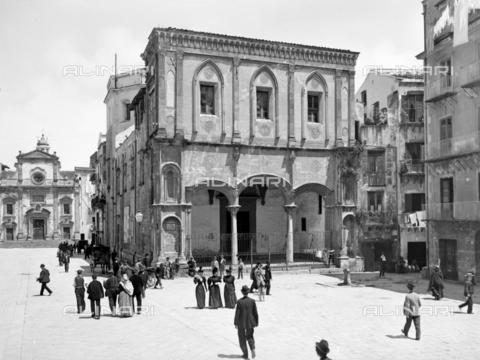 ACA-F-019534-0000 - Church of Santa Maria la Nuova, faà§ade, Palermo