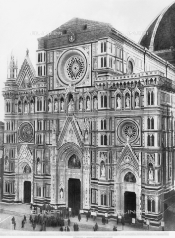 ACA-F-01955A-0000 - Cathedral of Santa Maria del Fiore, Florence