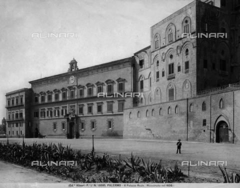 ACA-F-019595-0000 - Royal Palace, Palermo