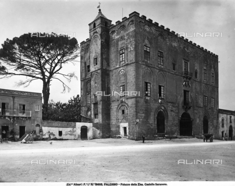 ACA-F-019603-0000 - Zisa Castle, Palermo