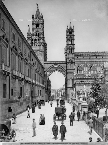ACA-F-019614-0000 - Bell tower, Cathedral, Palermo