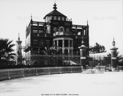 ACA-F-019625-0000 - Little Chinese Palace, Favorita Park, Palermo