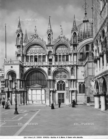 ACA-F-020688-0000 - St. Mark's Basilica, Venice