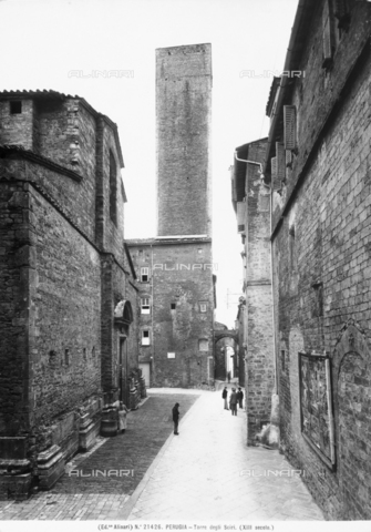 ACA-F-021426-0000 - Torre degli Sciri (Sciri Tower), Perugia