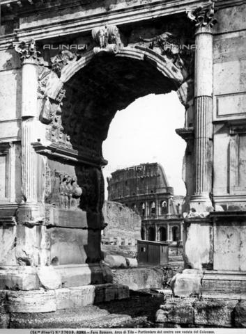 ACA-F-027039-0000 - Arch of Titus, Roman Forum, Rome