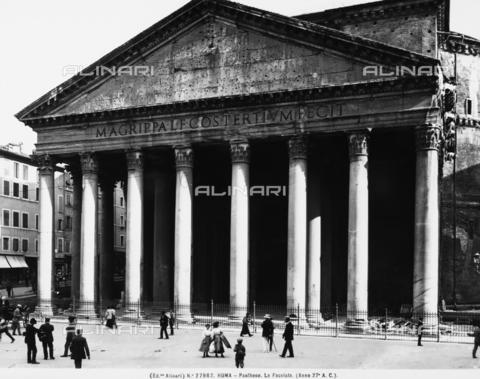 ACA-F-027982-0000 - Pantheon, Rome