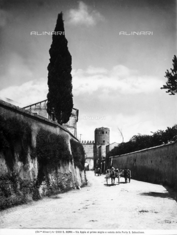 ACA-F-028815-0000 - Porta San Sebastiano, Rome