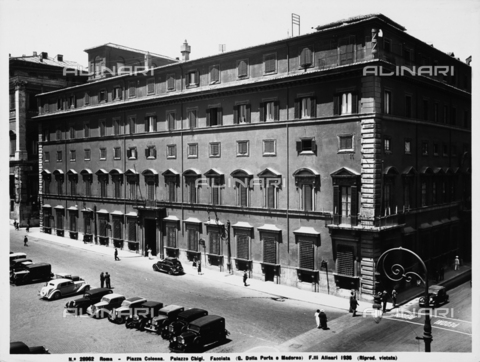 ACA-F-028962-0000 - Palazzo Chigi, Rome