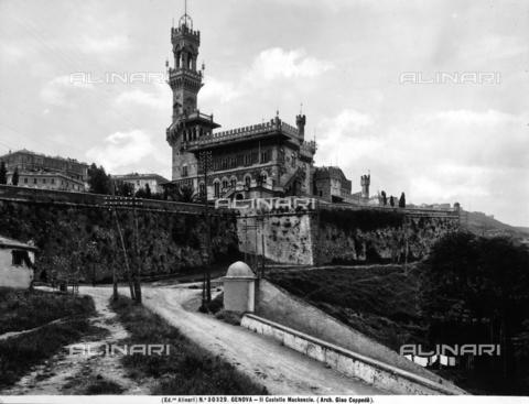 ACA-F-030329-0000 - Mackenzie Castle, Genoa.