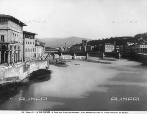 ACA-F-03110A-0000 - Ponte alle Grazie, formerly Ponte di Rubaconte, Florence