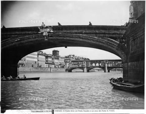 ACA-F-03116A-0000 - Ponte Santa Trinita, Florence