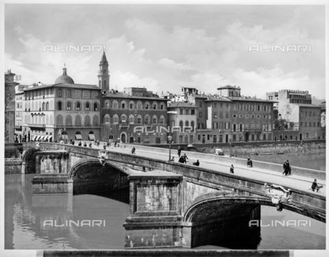 ACA-F-03116C-0000 - Ponte Santa Trinita, Florence