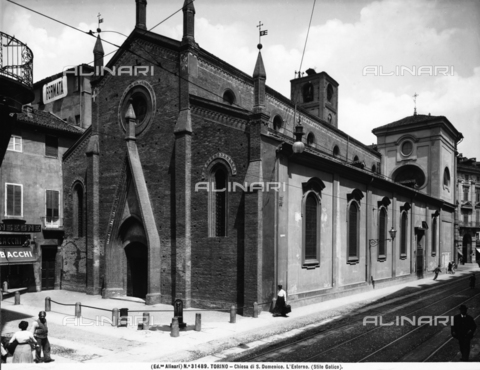 ACA-F-031489-0000 - Church of Saint Domenic, Turin