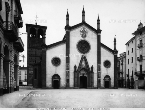 ACA-F-031521-0000 - The cathedral of San Donato in Pinerolo
