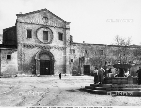 ACA-F-032686-0000 - Church of Santa Maria di Betlem, Sassari