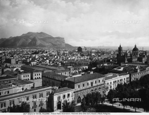 ACA-F-033159-0000 - Panoramic view of the city of Palermo