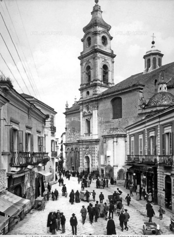 ACA-F-035238-0000 - Belltower, Cathedral, Foggia