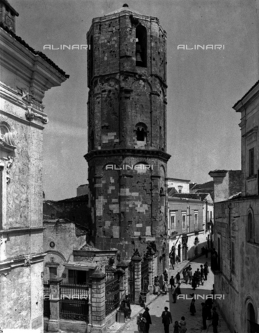 ACA-F-035303-0000 - Bell Tower, Mount Sant'Angelo