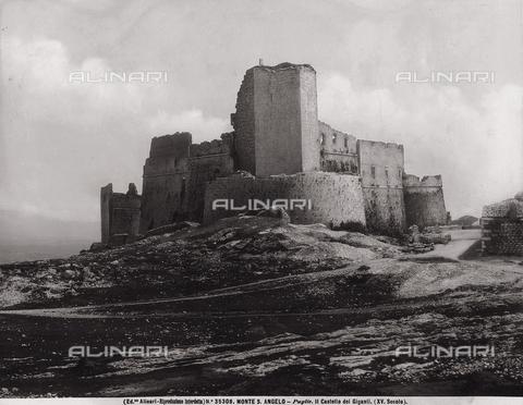 ACA-F-035308-0000 - Castello dei Giganti, Monte Sant'Angelo, Apulia