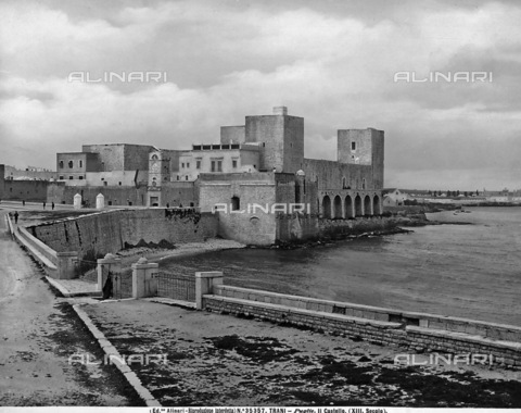 ACA-F-035357-0000 - Castle, Trani, Province of Bari.