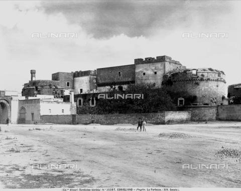 ACA-F-035397-0000 - Fortress or dè Monti castle, Corigliano d'Otranto, Lecce