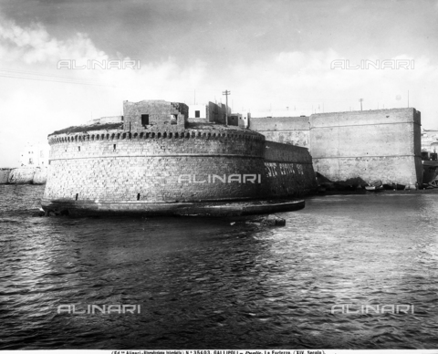 ACA-F-035403-0000 - Fortress, Gallipoli, Lecce.