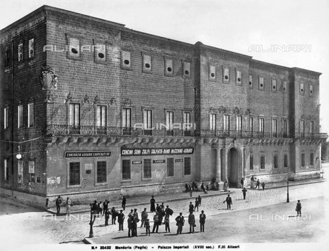 ACA-F-035432-0000 - Palazzo Imperiali, Manduria, Taranto