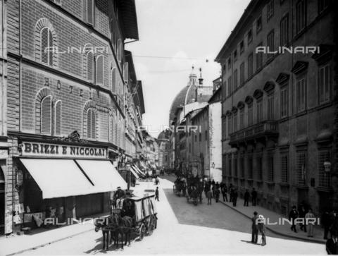 ACA-F-03651V-0000 - Via de'Cerretani, in Florence