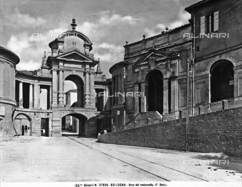 ACA-F-037826-0000 - Arch of Melonello, Bologna.
