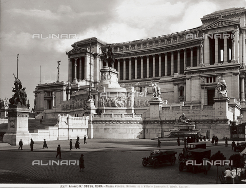 ACA-F-038296-0000 - Monument to Victor Emmanuel II or Altare della Patria (Altar of the Fatherland), Rome
