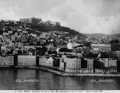 ACA-F-041252-0000 - View of Naples and the Vomero
