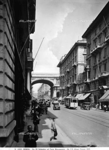 ACA-F-041553-0000 - Via XX Settembre in Genoa